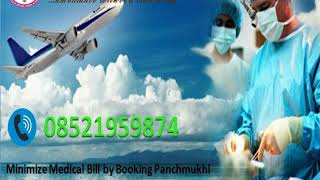 Book Best and Reliable Air and Train Ambulance Service in Kolkata