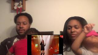 Kz Tandingan - ROLLING IN THE DEEP ADELE COVER REACTION