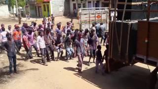 Rang Panchami In Alirajpur District With Adivasi Dj Gana 2018