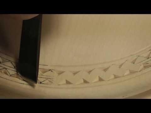 Bildhauerkurse 2.7 Teller beschnitzen, Kerbschnitzen, Brotzeitbrett