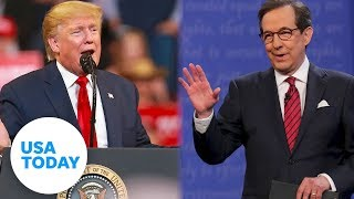 Trump rips Fox News host Chris Wallace for interview on impeachment | USA TODAY