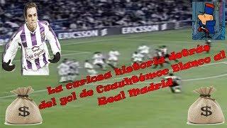 La curiosa historia detrás del gol de Cuauhtémoc Blanco al Real Madrid