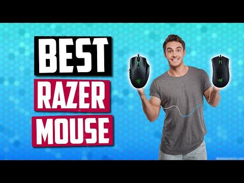 Best Razer Mouse in 2019 | Top 5 Wired & Wireless Razer Mice