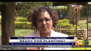 Citizen Extra: Trans Nzoia Farmers prepare for planting season