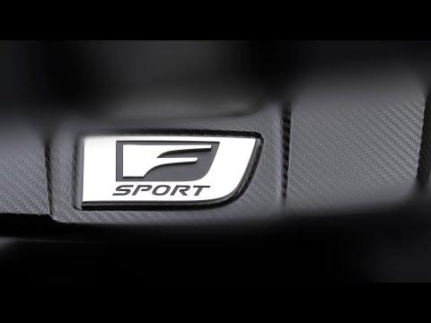 【動画】レクサス IS 500F SPORT発表 5リッターV8エンジンは472馬力を発生