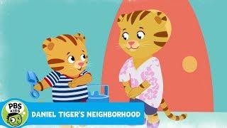"DANIEL TIGER'S NEIGHBORHOOD | ""Go Potty, Go"" Song | PBS KIDS"