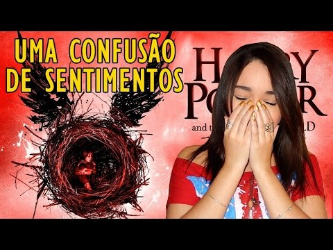 EU LI HARRY POTTER AND THE CURSED CHILD | Magia Literária