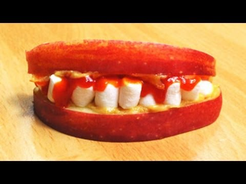 How To Make Gory Teeth