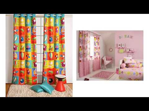 Best Blackout Curtains for Nursery With Fun Color