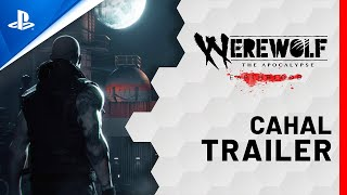 Werewolf: The Apocalypse - Earthblood - Cahal Trailer | PS4, PS5