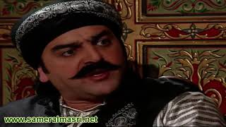 باب الحارة - بسببك صهرك ما معو مصاري ولا دكان ولا عدة يشتغل فيها - سامر المصري