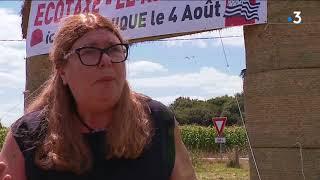 Guiclan : bilan de l'écotaxe avant anniversaire des Bonnets Rouges