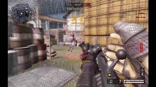 Warface [Снайпер] [Barrett M98B] [JG] [№11]