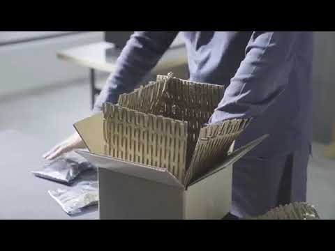 Video of the HSM ProfiPack C400 Shredder