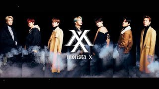 MONSTA X - FLASH BACK