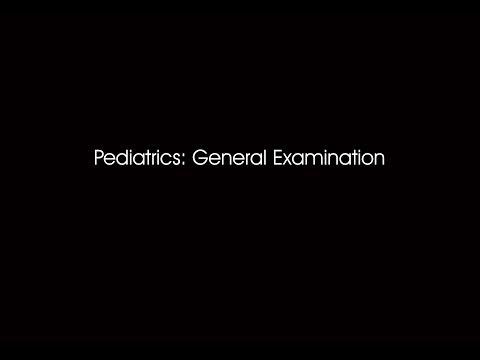 Dr. Ahmed Darwish - Pediatrics: General Examination