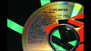 2 Unlimited - Maximum Overdrive [HQ]