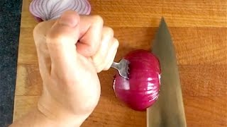 10 More Ways to Chop an Onion - You Suck at Cooking (episode 44)