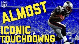 Almost Iconic Touchdowns   NFL Highlights