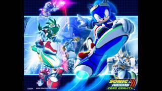 Sonic Riders Zero Gravity (Website) - Music: Un-gravitify