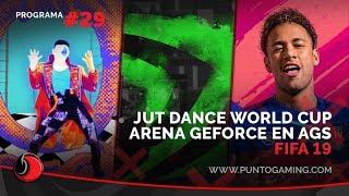 PuntoGaming S06E29: ¡JDWC en Argentina, Arena GeForce en #ArGameShowForMe y FIFA 19!