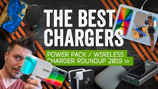The Best Battery Packs And Wireless Chargers Of 2019