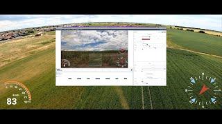 O zi calduroasa de vara si o drona FPV cu GOPRO 8