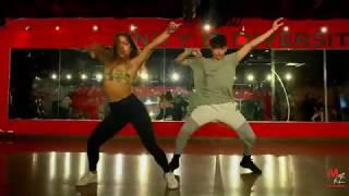 Don't Let Me Down | Sabrina Claudio | Jae Fusz Choreography