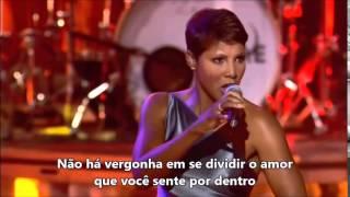 Michael McDonald & Toni Braxton   Stop, Look, Listen To Your Heart 1