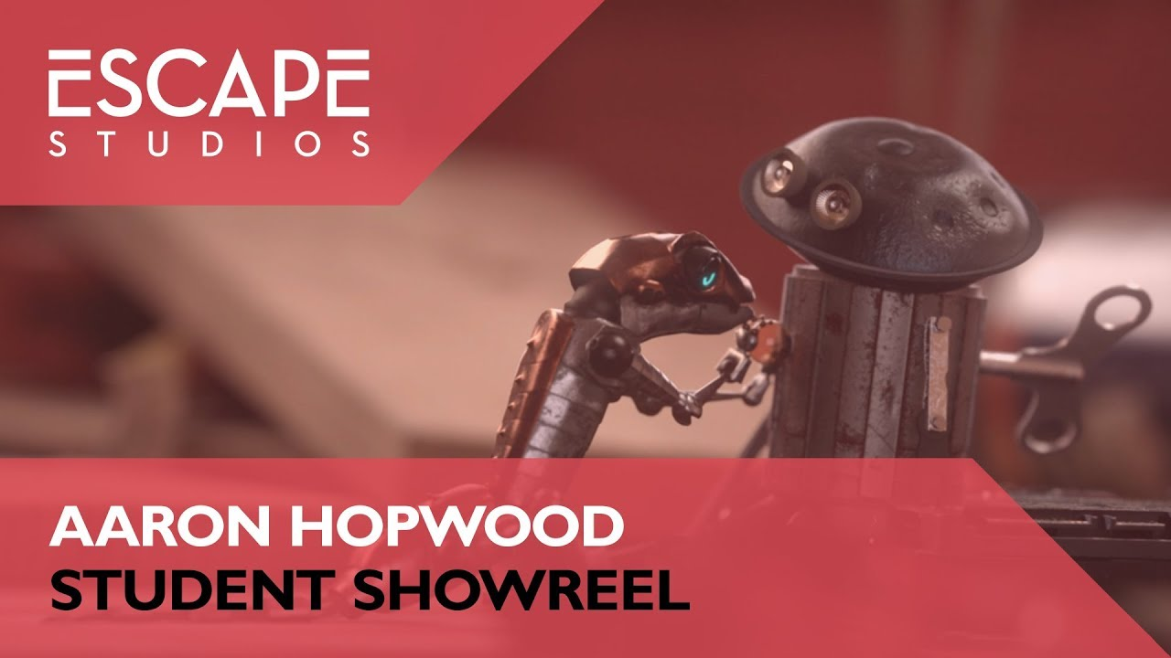 Escapee Showreels - Aaron Hopwood