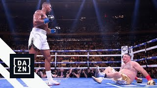 One Of The Greatest Rounds Ever? | Full Third Round Of Joshua vs. Ruiz Jr.