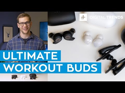 Best Workout Earbuds: Powerbeats Pro vs. Jabra Elite Active 65T vs. Galaxy Buds