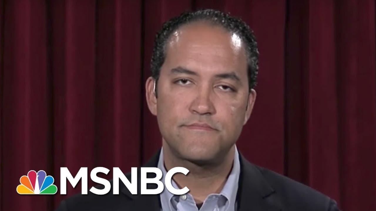 GOP Representative Will Hurd Warns Against Government Shutdown   MSNBC thumbnail
