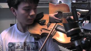 Frank Ocean   Thinking About You (Violin Cover)