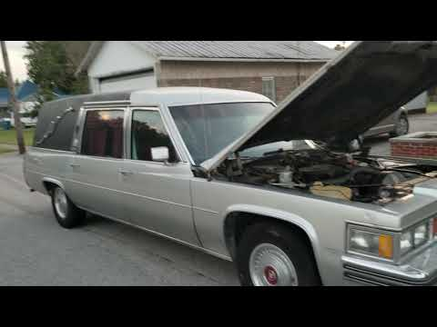 1979 Cadillac Hearse   Graber Auctions
