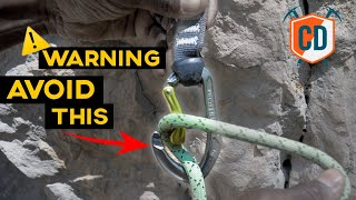 How To Clip A Quickdraws When Sport Climbing | Climbing Daily Ep.1768 by EpicTV Climbing Daily