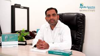 How to prevent bleeding in Piles? | Dr. Deepak Subramanian by Apollo Spectra Hospitals
