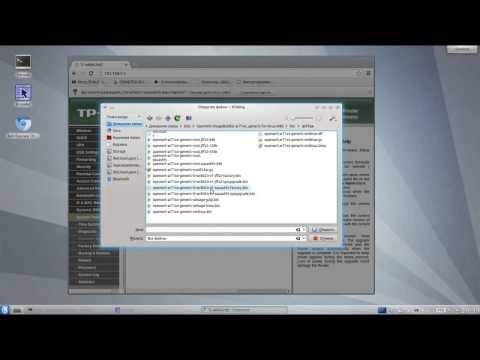 Установка OpenWRT на TP-Link