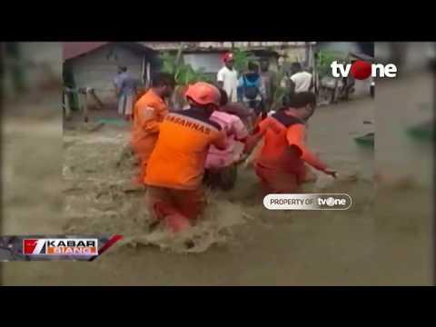 Banjir Bandang Terjang Jayapura, 63 Korban Meninggal Dunia