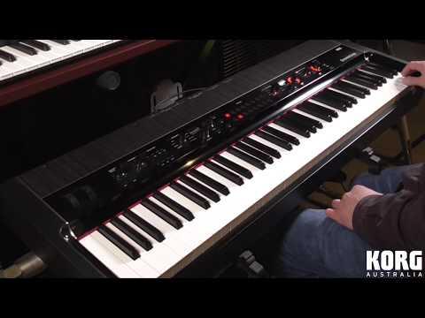 KORG Grandstage: Digital Stage Piano (KORGANTUAN)