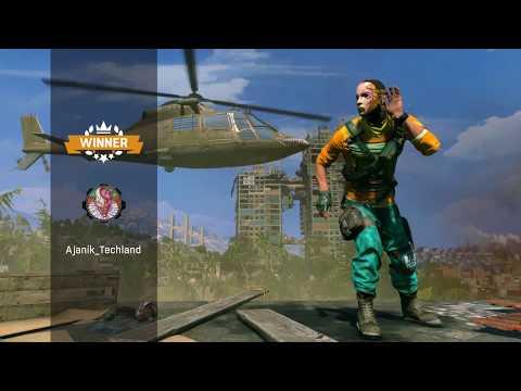 Battle Royale se zombíky - Dying Light: Bad Blood