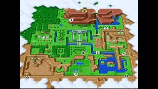 Legend of Zelda – A Link to the Past #07