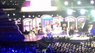 """""""Marry Me"""" By Martina McBride And Patrick Monahan At 2012 ACM Awards LIVE From MGM Las Vegas"""