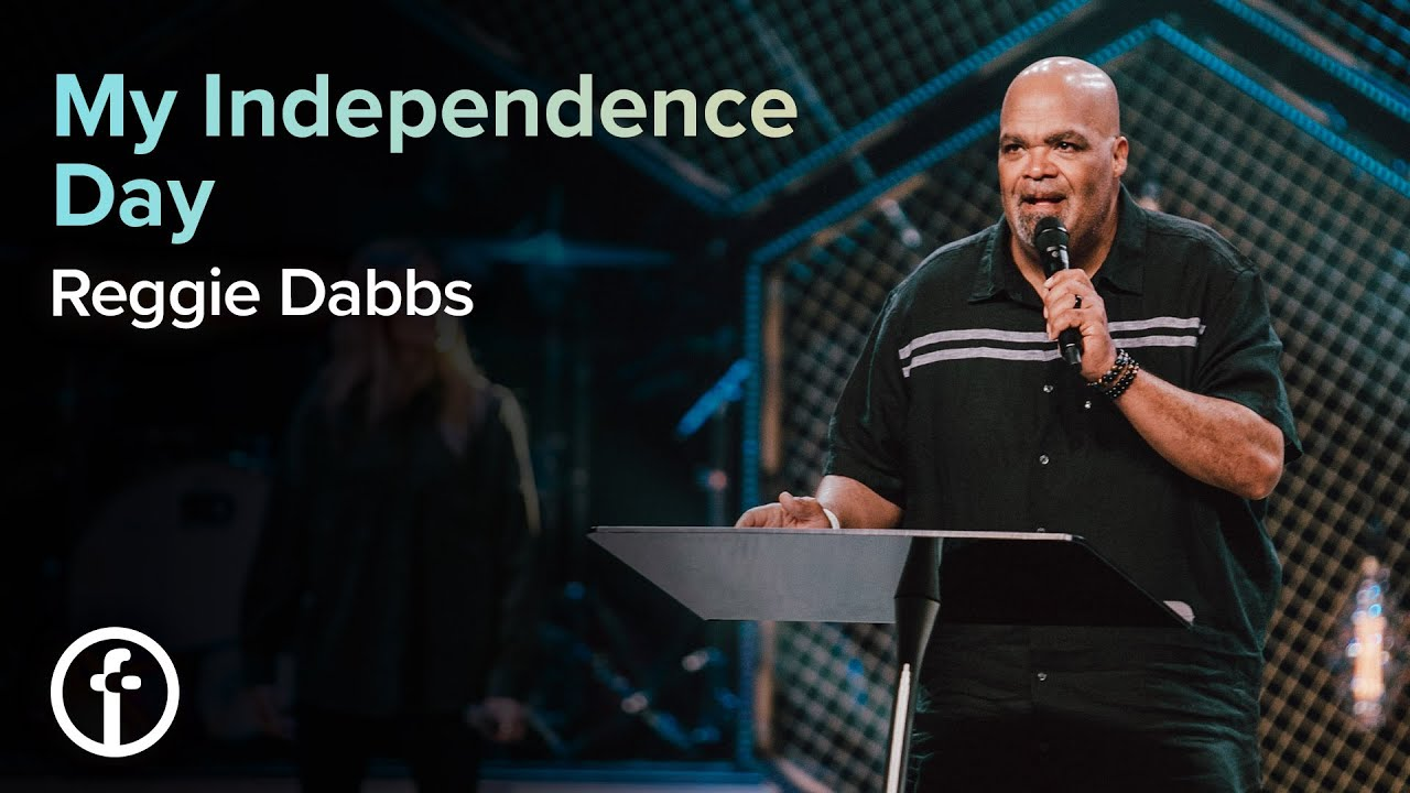 My Independence Day  by  Reggie Dabbs