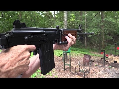 Shooting the Galil in 308/7.62x51