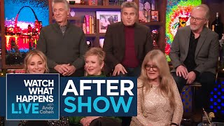 After Show: 'The Brady Bunch' Cast on Florence Henderson | WWHL