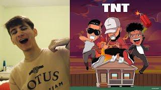 (REACCIÓN) BLUNTED VATO X MESITA - TNT