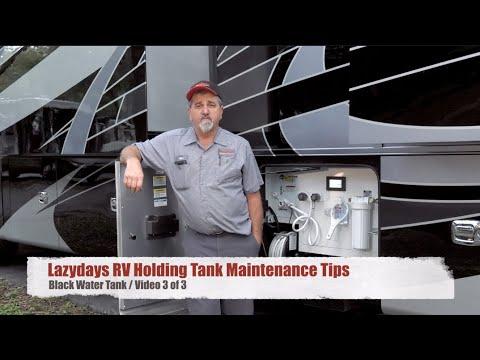 Lazydays RV Service: RV Holding Tank Series - Black Water Tank