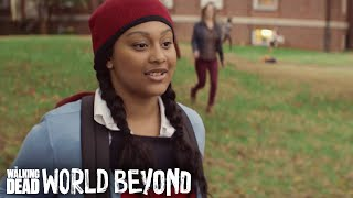 The Walking Dead: World Beyond Sneak Peek: Season 1, Episode 1