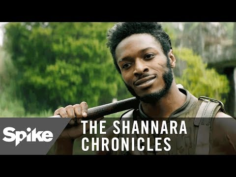 The Shannara Chronicles 2.02 Clip